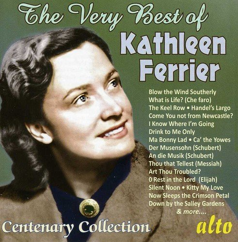 Kathleen Ferrier Very Best Of Kath Ferrier (sop)