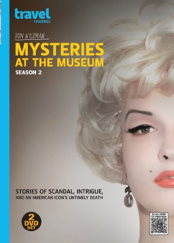Mysteries At The Museum Mysteries At The Museum Seaso Pg 2 DVD