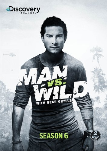 Man Vs. Wild Man Vs. Wild Season 6 Pg 2 DVD