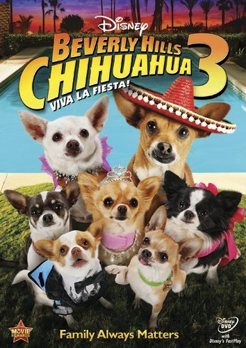 Beverly Hills Chihuahua 3 Lopez Coloma Cahill Ws Lopez Coloma Cahill