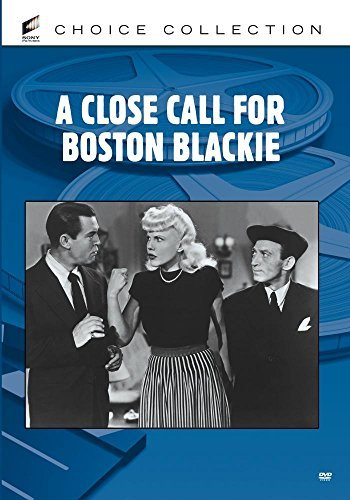 Close Call For Boston Blackie Carleton Lane Morris Made On Demand Nr