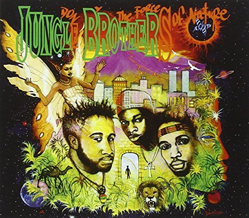 Jungle Brothers Done By The Forces Of Nature Special Ed. 2 CD