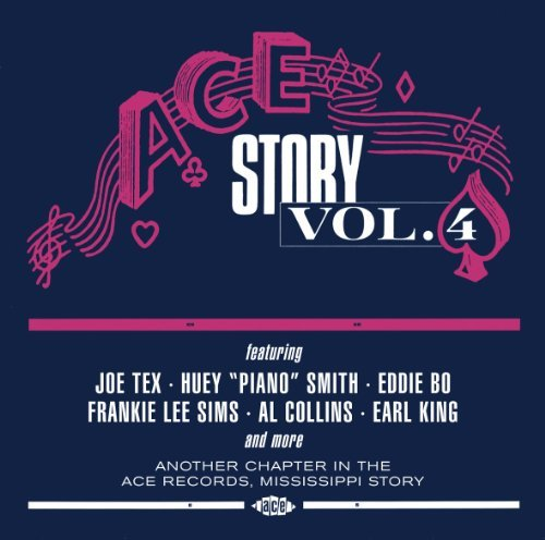 Ace Story Vol. 4 Ace Story Import Gbr 8 Bonus Tracks