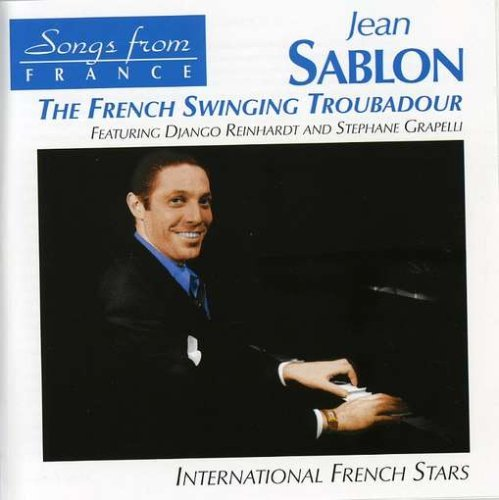 Jean Sablon French Swinging Troubadour Import Eu