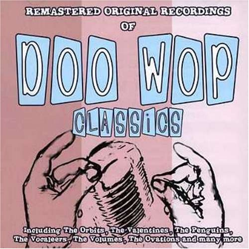 Doo Wop Classics Message Of Lo Doo Wop Classics Message Of Lo Import Gbr