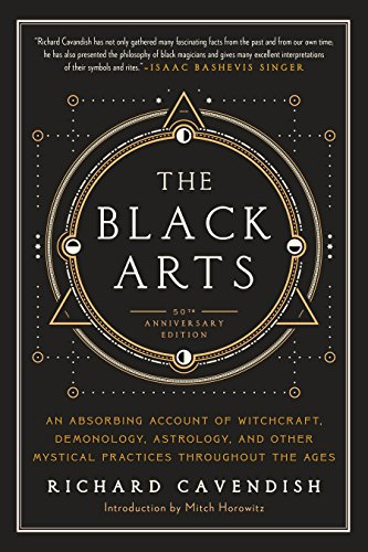 Richard Cavendish The Black Arts A Concise History Of Witchcraft Demonology Astr 0040 Edition;revised