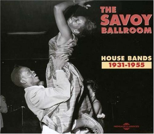Savoy Ballroom House Bands 193 Savoy Ballroom House Bands 193 2 CD Set