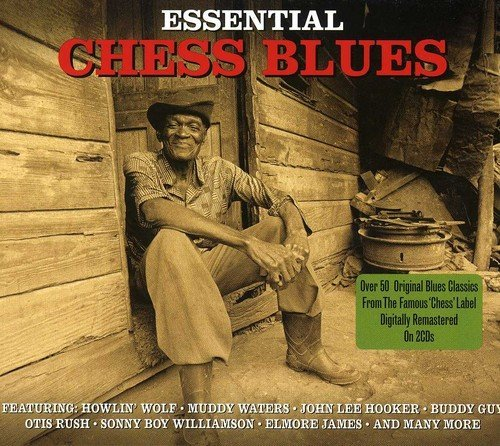 Essential Chess Blues Essential Chess Blues Import Gbr 2 CD