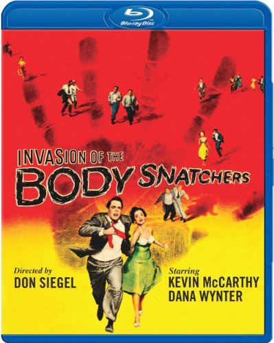 Invasion Of The Body Snatchers Mccarthy Wynter Jones Blu Ray Bw Ws Nr