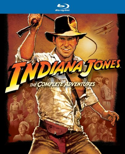 Indiana Jones Complete Adventures Blu Ray Nr