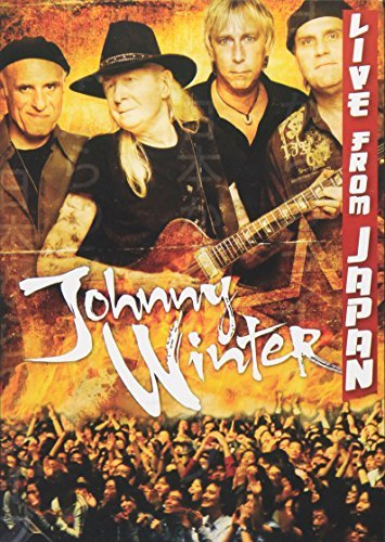Johnny Winter Live From Japan Nr