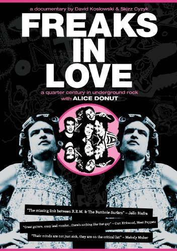 Alice Donut Freaks In Love Nr
