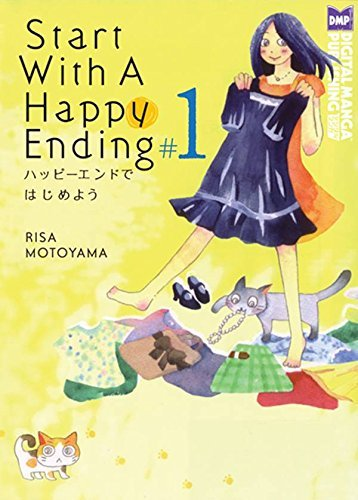 Risa Motoyama Start With A Happy Ending
