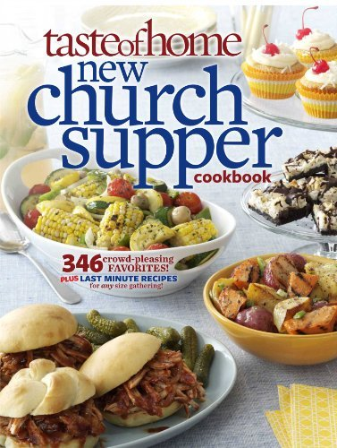 Taste Of Home Taste Of Home New Church Supper Cookbook