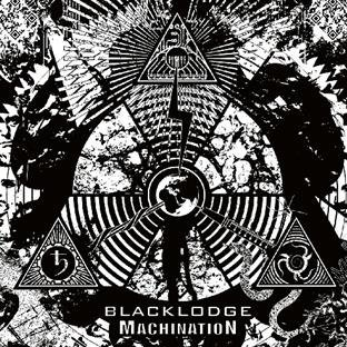 Blacklodge Machination Lmtd Ed. Digipak
