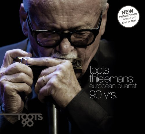 Thielemans Toots European Quar 90 Yrs. Incl. Bonus DVD