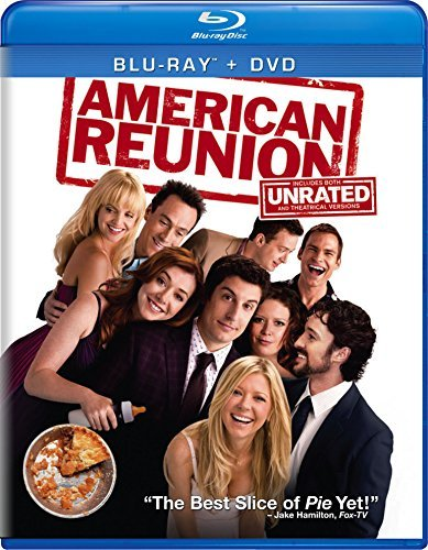 American Reunion Biggs Hannigan Scott Levy Blu Ray Ws R Incl. DVD Dc Uv