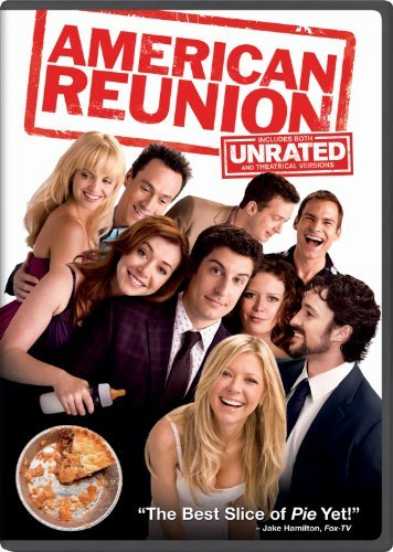 American Reunion Biggs Hannigan Scott Levy DVD R