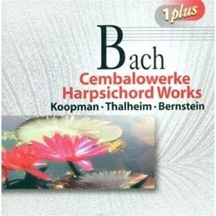 J.S. Bach Cembalowerke Import Eu 2 CD Set