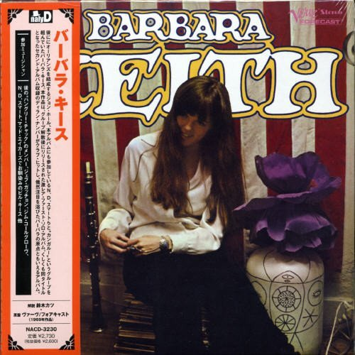 Barbara Keith Barbara Keith (mini Lp Sleeve) Import Jpn Paper Sleeve