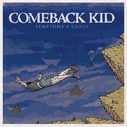 Comeback Kid Symptoms + Cures (dark Blue)