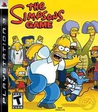 Ps3 Simpsons Game