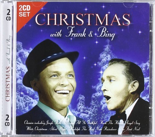 Frank & Bing Crosby Sinatra Christmas With Frank & Bing 2 CD