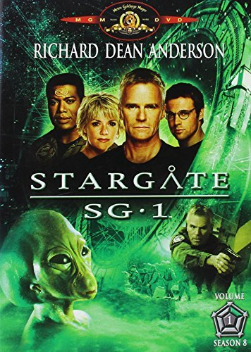 Stargate Sg 1 Season 8 Vol. 1