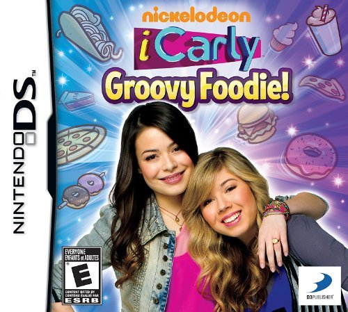 Ninds Icarly Groovy Foodie! E
