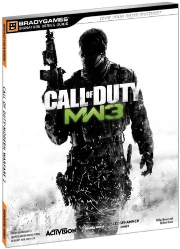 Bradygames Modern Warfare 3 Sig Series Guide (video Game Acce