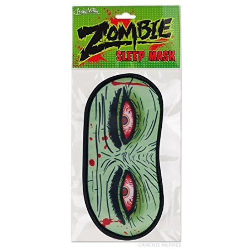 Gift Sleep Mask Zombie Eyes