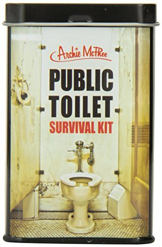 Gift Public Toilet Survival Kit