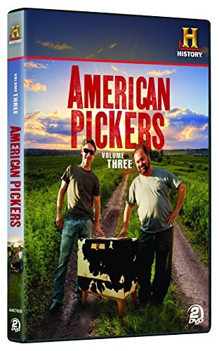 American Pickers Volume 3 DVD