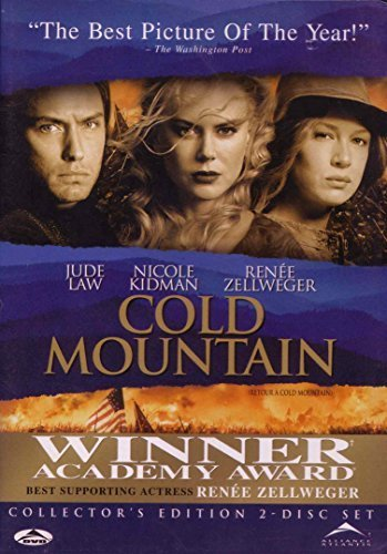 Cold Mountain Law Kidman Zellweger Portman