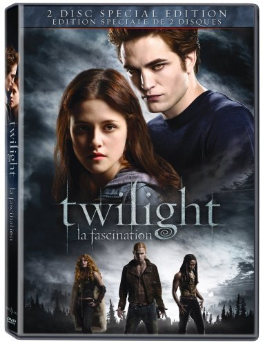 Twilight Pattinson Stewart 2 Disc Special Edition