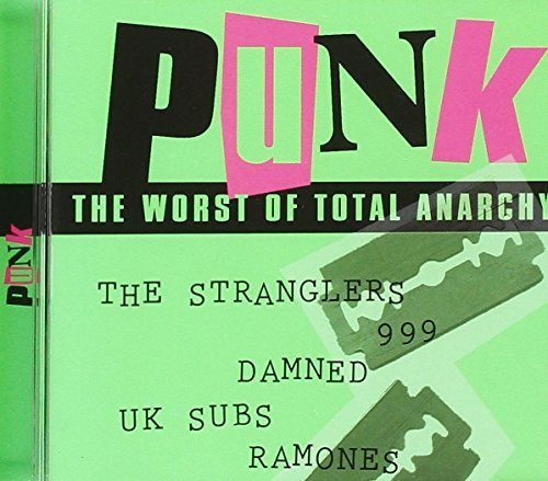 Punk Generation Total Anarchy Punk Generation Total Anarchy Import Eu