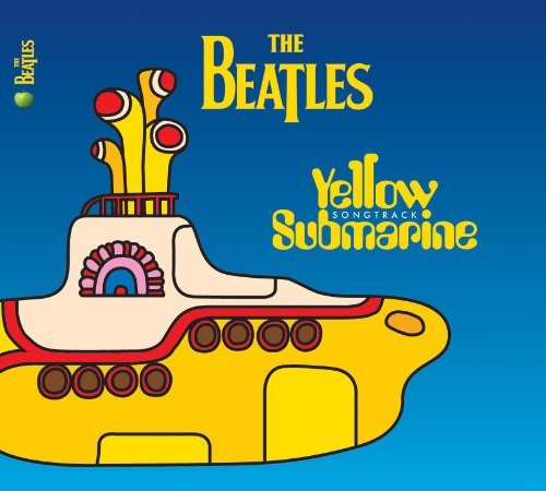 Beatles Yellow Submarine Songtrack Digipak