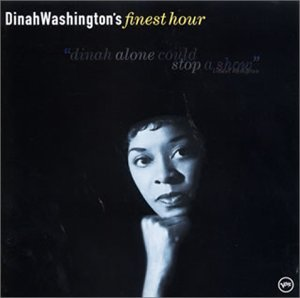 Dinah Washington Dinah Washington's Finest Hour Import Jpn