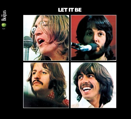 Beatles Let It Be Import Jpn