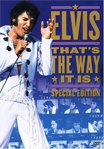 Elvis That's The Way It Is Presley Elvis Clr Cc Clam G Spec. Ed.
