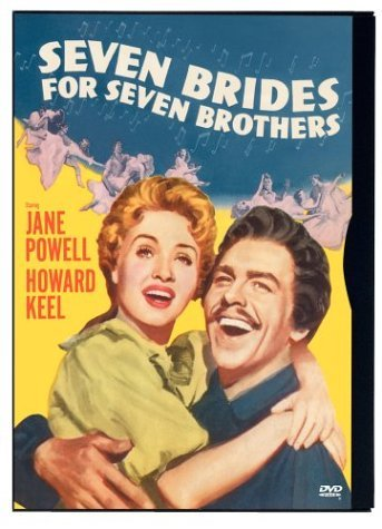 Seven Brides For Seven Brother Powell Keel Richards Tamblyn R Clr Cc G
