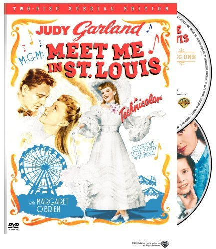 Meet Me In St. Louis Garland O'brien Astor Bremer D Clr Nr 2 DVD Spec. E