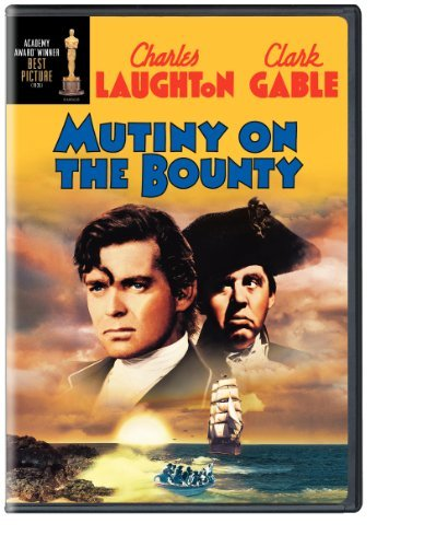 Mutiny On The Bounty (1935) Gable Laughton Nr