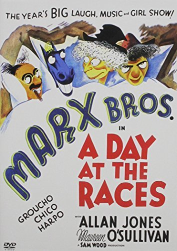 Day At The Races Marx Brothers Clr Nr