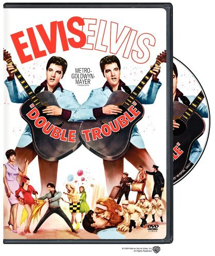 Double Trouble Presley Elvis Clr Nr