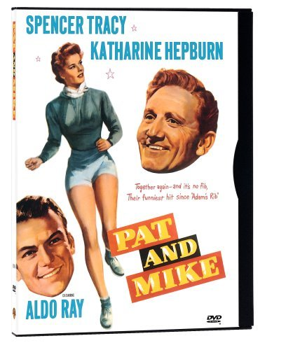 Pat & Mike (1952) Tracy Hepburn Ray Backus Ching Bw Mult Dub Sub Nr
