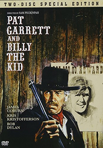 Pat Garrett & Billy The Kid Pat Garrett & Billy The Kid Clr Ws R 2 DVD Special