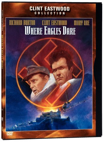 Where Eagles Dare Beatty Ure Eastwood Wymark Clr Cc Ws Snap Nr