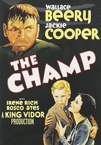 Champ (1931) Cooper Beery Bw Nr