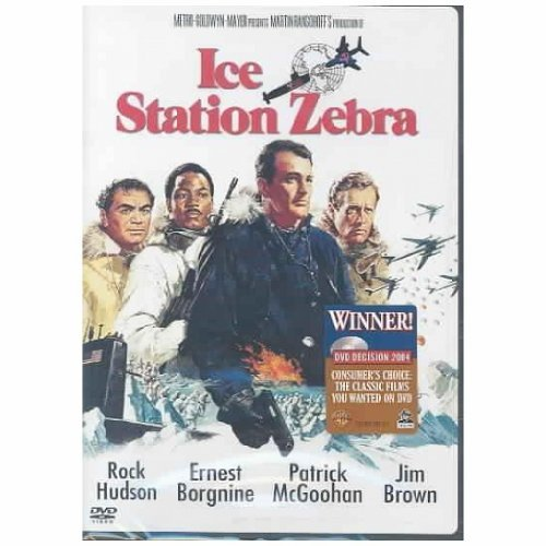 Ice Station Zebra Ice Station Zebra Nr